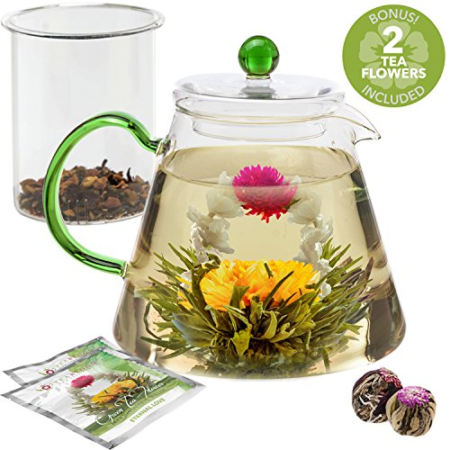 tea pot gift set - 6