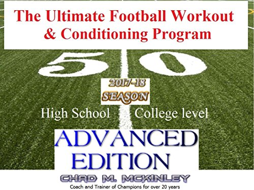The Ultimate Football Workout & Conditioning Program