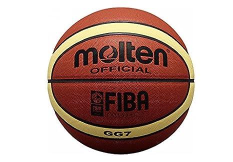 MOLTEN Balón Baloncesto BGG-7: Amazon.es: Deportes y aire libre