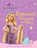 Disney Tangled Dress-Up Book
