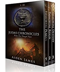 """""""Out-freaking-standing-excellent!"""" ~ Detra Fitch of Huntress ReviewsThe first three books of the bestselling Judas Chronicles series:IMMORTAL PLAGUEWilliam Barrow carries a dark secret. A very dark secret.An archivist for the Smithsonian Inst..."""