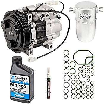 OEM AC Compressor w/A/C Repair Kit For Ford Probe - BuyAutoParts 60-84292RN NEW