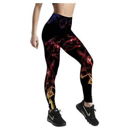 GERDEI Leggins Mujer Fitness, Mujeres Leggings Pantalones ...