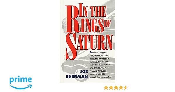 In the rings of saturn joe sherman 9780195072440 amazon books fandeluxe Choice Image