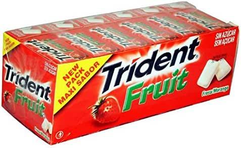 Trident - Chicles gragea fruit: Amazon.es: Alimentación y bebidas