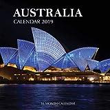 Australia Calendar 2019: 16 Month Calendar