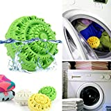 1 Pcs Laundry Cleaning Ball No Detergent Clothes Washing Machine Wash Wizard Style