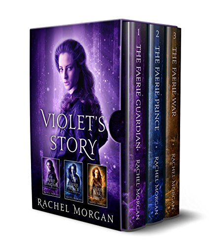 Creepy Hollow: Violet's Story (Books 1, 2 & 3) cover