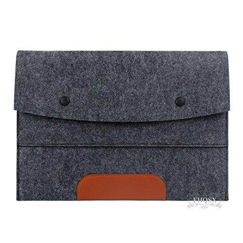 Laptop Case Laptop Sleeve Skin Felt Computer Business Bag fo