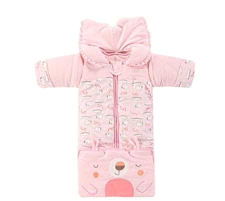 QFYD FDEYL Saco de Dormir Anti Patada para bebés, Saco de Dormir ...