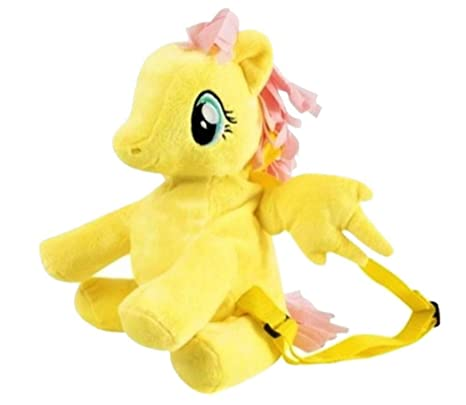 My Little Pony Mochilas Infantiles 3D Peluche (Fluttershy)