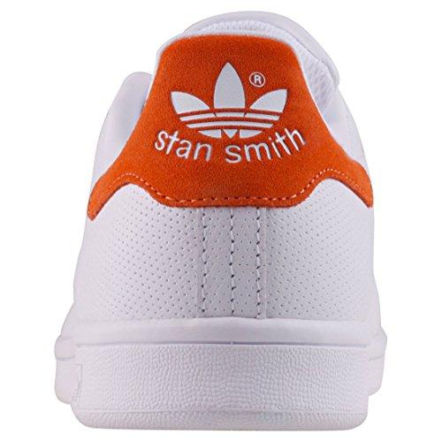Scarpe Da Ginnastica Adidas Mens Stan Smith Bianche (ftwbla / Ftwbla / Nartra 000)