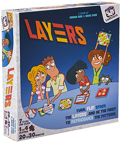 Ludicorn Layers, ASMLUDLAY01