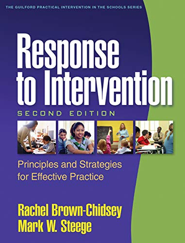 Response to Intervention, Second Edition: Principles and...