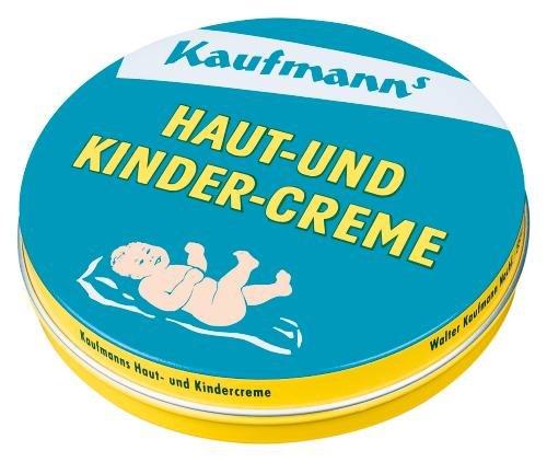 Kaufmanns Haut + Kinder Creme 75 ml, 2er Pack (2 x 75 ml)