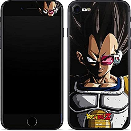 Amazoncom Dragon Ball Z IPhone Skin Vegeta Portrait Vinyl - Vinyl decals for phone cases