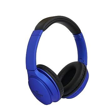 LJSHU Auricular Bluetooth Auriculares estéreo Bilateral CVC 6.0 ...