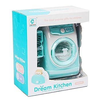 Amazon.es: Gyratedream Lavadora Mini Simulación Casa de muñecas ...