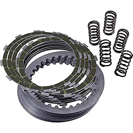 Amazon.com: Barnett Tool Eng Complete Clutch Kit for Honda GROM / GROM SF (Fibers, Steels, Springs): Automotive