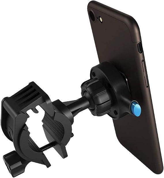 Samsung Galaxy S7 Edge Soporte para teléfono de Manillar de Montaje para Bicicleta Bicicleta Grip de 360 °