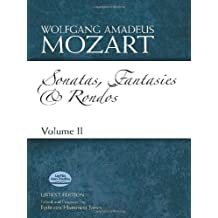 Sonatas, Fantasies and Rondos Urtext Edition: Volume II