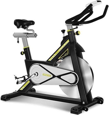LieYuSport Bicicleta Estática de Fitness,Bicicleta Spinning Ajuste ...
