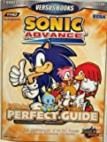 Sonic Advance + Sonic Adventure 2 Battle Official Perfect Guide