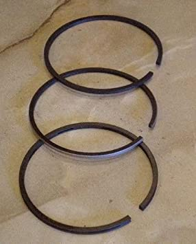 RS Vintage Parts EBY2665 Set Of Bsa M20 M21 Piston Ring +040 Size