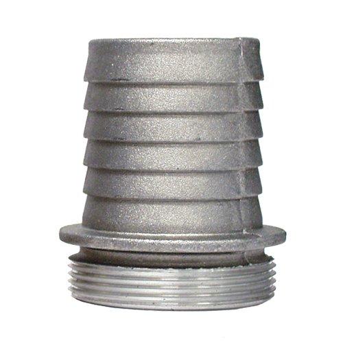 Apache 43074008 Male Pin Lug Fitting, Aluminum, 1.5