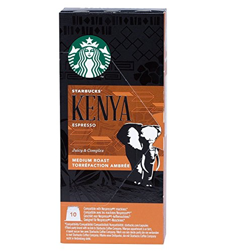 Starbucks Ultimate Variety Mix - 60 nespresso compatible capsules - 6 different blends (in total 6x10 pods) by Espresso Starbucks (Image #6)