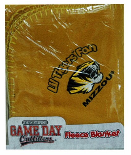 NCAA Missouri Tigers Infant Blanket by Game Day Outfitters