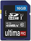 Memzi Classe 10 45 Mo/s-Ultima Pro Carte mémoire SDHC pour Nikon Coolpix Nikon Coolpix L, appareils photo numériques