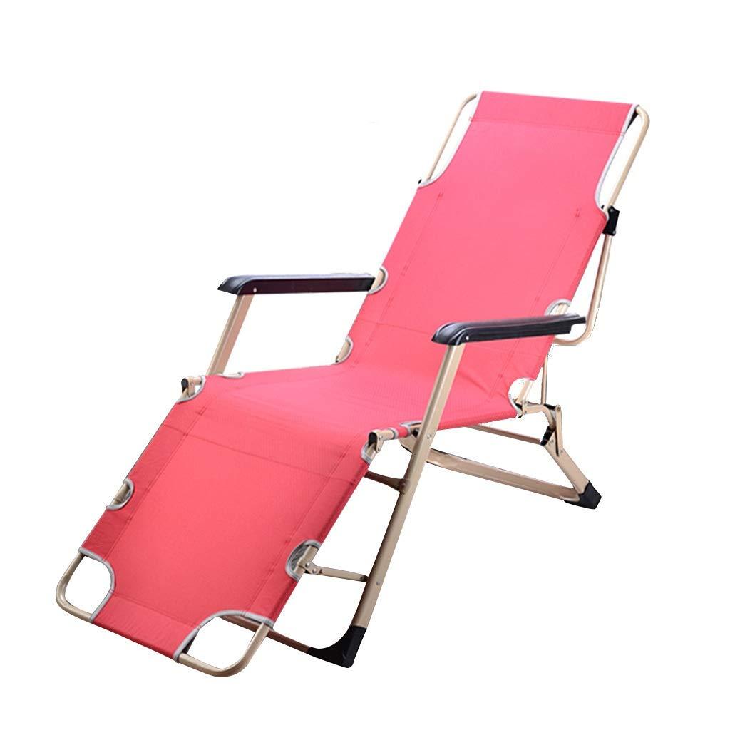 Obtén lo ultimo rojo Silla Reclinable De Gravedad Cero para La Playa Playa Playa del Patio Patio (Color   azul)  mejor moda