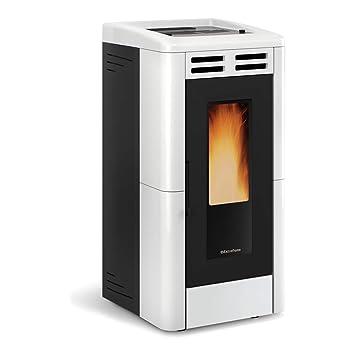 lanordica Extra Flame Pellet Horno Anastasia Plus (12 kW): Amazon.es: Jardín