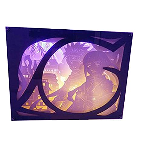 Amazon.com: Papercut Light Boxes Shadow Lamp Home ...