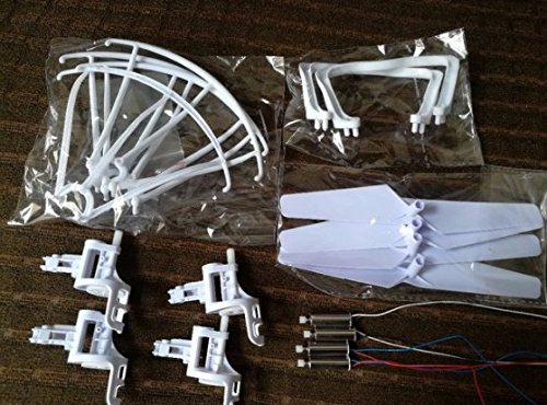 TOTS Drone Syma X5 X5C X5C-1 RC Quadcopter Spare Parts Crash Pack Kit Replacement