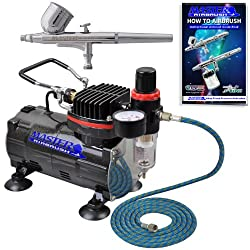 Master Dual Action Airbrush Kit