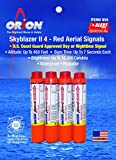 Orion Safety Products Skyblazer II Red Aerial