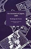 img - for Roderigo De Vivero: An Account of Japan, 1609 (Hardcover); 2015 Edition book / textbook / text book