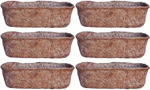 Topiary Art Works 24 Cradle Planter Liner Only – Pack of 6
