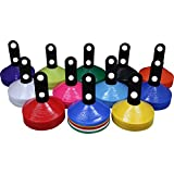 World Sport Disc Cones Pink