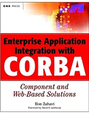 Enterprise Application Integration with CORBA Component and Web-Based Solutions