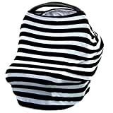 Best JLIKA Nursing Covers - JLIKA Baby Car Seat Covers - Stretchy Infant Review