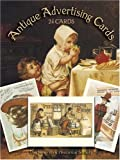 Antique Advertising Postcards in Full Colour, New York Historical Society Staff, 0486249514