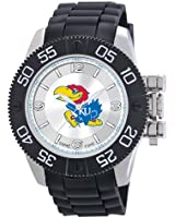 Game Time Men's 'Beast' Quartz Metal and Polyurethane Automatic Watch, Color:Black (Model: COL-BEA-KAN) by Game Time