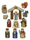 Childrens First Nativity Set [J3764]