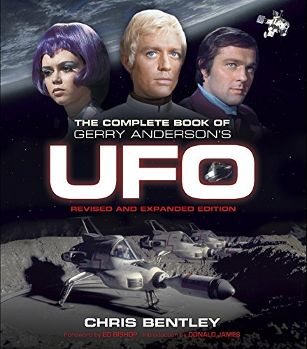 The Complete Book of Gerry Anderson's UFO for sale  Delivered anywhere in USA