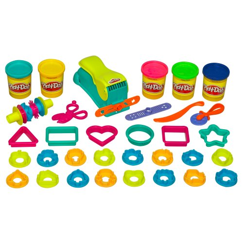 Play Doh Fun Factory Mega Set product image