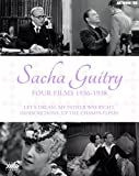 Sacha Guitry: Four Films 1936-1938 [4-Disc Limited Edition] [Blu-ray + DVD]