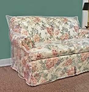 Amazon Com 84 Quot Clear Vinyl Furniture Protector Loveseat